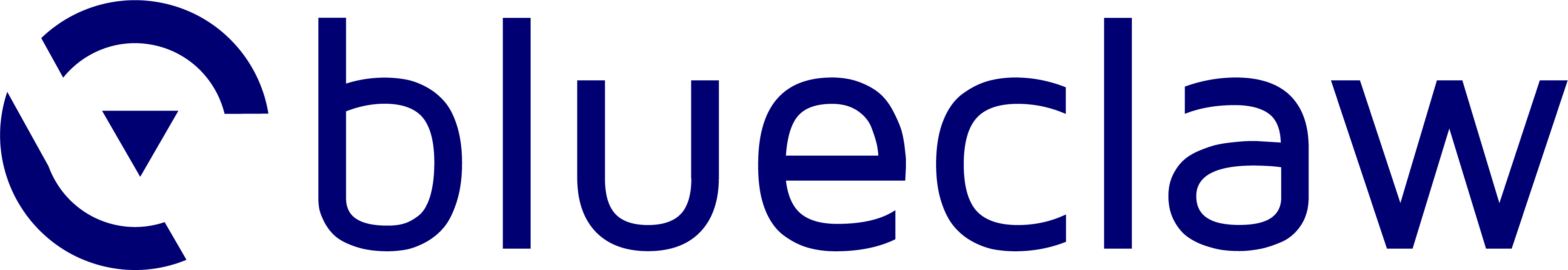 Blueclaw Media logo